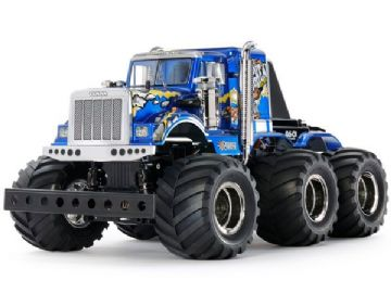 Tamiya 58646 KongHead 6x6 1/18th KIT